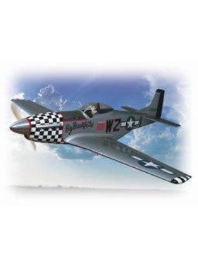 TOPFLITE TOPFLITE P-51D MUSTANG GIANT 1/5 SCALE ARF