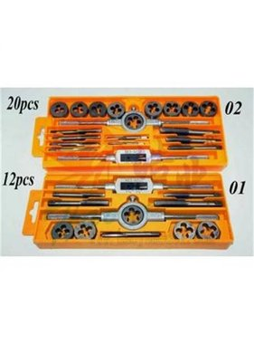 HY MODEL ACCESSORIES HY TAP &amp; DIE SET 3mm-12mm<br />