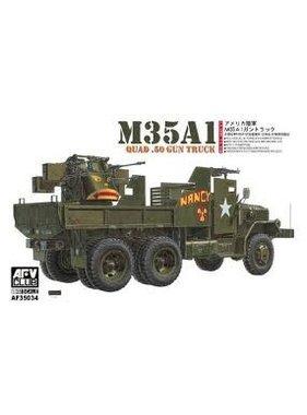 AFV AFV NAM M35A1 GUN TRUCK
