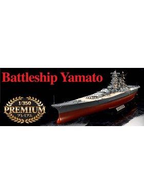 TAMIYA TAMIYA 1/350 YAMATO BATTLESHIP PLASTIC KIT 78025