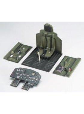 TOPFLITE TOPFLITE GIANT SCALE P-47 THUNDERBOLT COCKPIT INTERIOR TOPQ8410