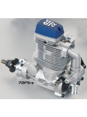 O.S. OS FS72 ALPHA 4 STROKE ENGINE