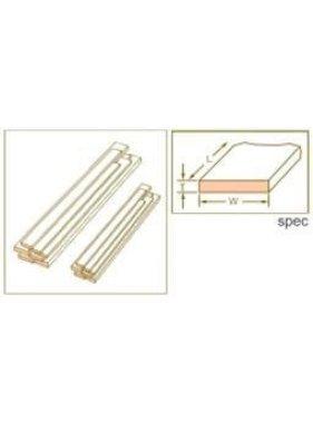 PRB 4825 BALSA 19 / 20 X 100 X 1220mm <br /><br />9313890004050
