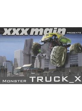 XXX MAIN XXX MAIN MONSTER TRUCK X DVD