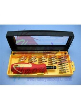 HY MODEL ACCESSORIES HY 20PCE SECURITY SCREWDRIVER SET