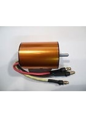 HY MODEL ACCESSORIES KEDA HY BRUSHLESS INRUNNER MOTOR B2835 3600 KV SUITS DUCTED FAN UNITS 3.17MM SHAFT
