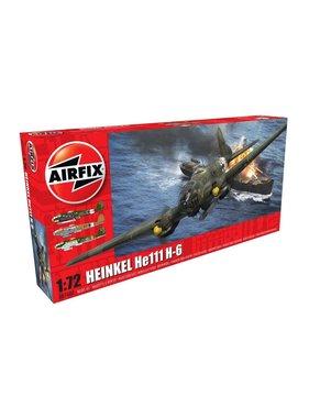 AIRFIX AIRFIX HEINKEL HE111 H-6 1/72