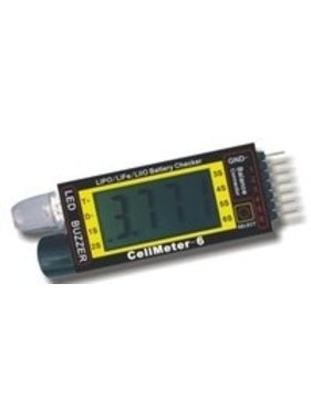 ACE IMPORTS LIPO BATTERY ALARM & VOLTAGE CHECKER