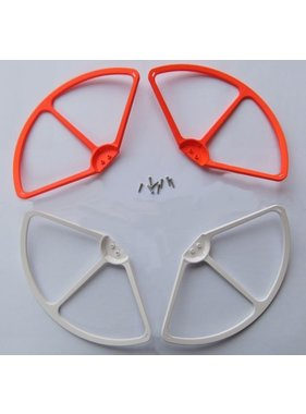TWISTER TWISTER QUATTRO-X PROPELLER GUARD SET