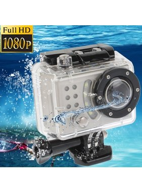 CHINA ELECTRONICS SDV-500 Full HD 1080P Waterproof 5.0 Mega Pixels Sports DV Camera Skiing / Surfing / Motorcycle Race / Bungee Jumping , 170 Degree Ultra wide Angle , Support Waterproof / TV OUT / HDMI Output / TF Card, H2.64 Video format , 30 Meters Waterproof