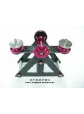 HY MODEL ACCESSORIES HY MINI BLADE BALANCER 3MM CARBON<br />