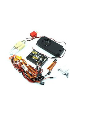 ACE RADIO CONTROLLED MODELS ACE GT POWER SOUND SYSTEM FOR RC CARS AND TRUCKS