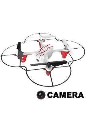 SYMA SYMA X11C 2.4G 4CH 6 Axis RC Quadcopter with 2.0MP Camera 360 Degree Stunt Function RTF