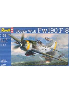 REVELL REVELL Focke Wulf Fw190 F-8 SCHLACHTER 1/32