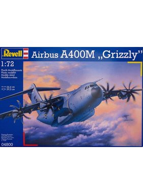 REVELL REVELL AIRBUS A400M GRIZZLY 1/72 04800