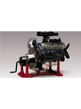 REVELL REVELL V8 VISIBLE ENGINE  1/4 SCALE