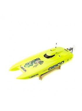 PRO BOAT ProBoat Miss Geico 29 Brushless RC Boat, RTR REQUIRES BATERY AND CHARGER