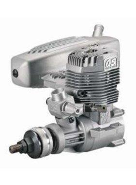 O.S. OS 75AX 2 STROKE ENGINE WITH SILENCER