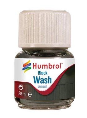 HUMBROL HUMBROL BLACK WASH 28ML AV0201