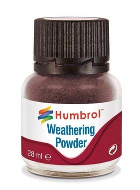 HUMBROL HUMBROL DARK EARTH WEATHERING POWDER 28mL
