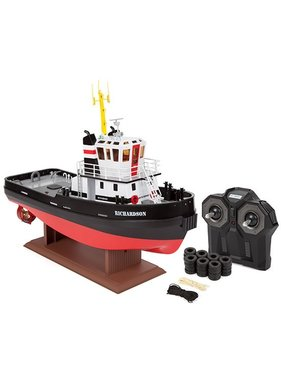 HOBBY ENGINE HOBBY ENGINE 1/36 SCALE TUG BOAT WITH 2.4GHZ