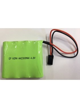 ENRICHPOWER ENRICH 4.8V 2300mah NiMh BATTERY PACK JR / HITEC LEAD