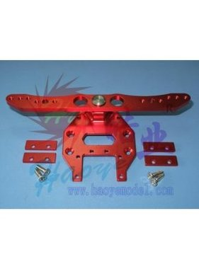 HY MODEL ACCESSORIES HY Aluminum Rudder Tray  SUITS LARGE ARF'S