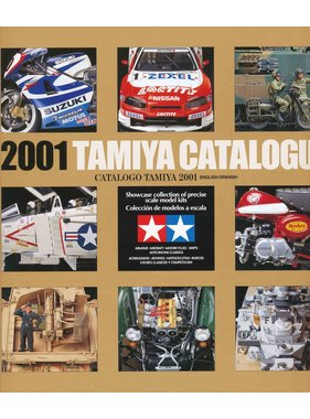 TAMIYA TAMIYA 2001 CATALOGUE CD