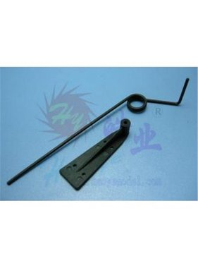 HY MODEL ACCESSORIES HY TAIL MOUNT W SPRING 3 COIL<br />( OLD CODE HY100102 )