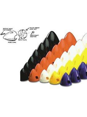 "DUBRO DUBRO PLASTIC SPINNER 3 Blade  3"" - White"