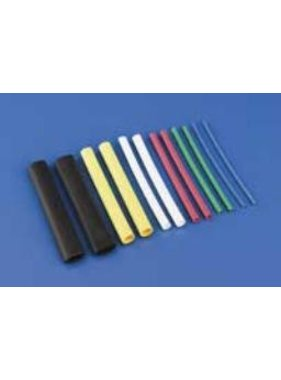DUBRO DUBRO HEAT SHRINK 1/4 YELLOW