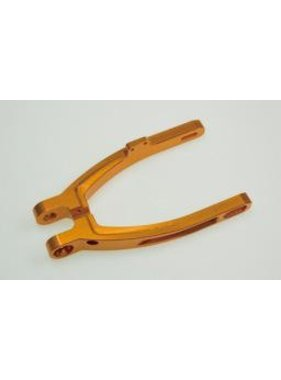 ANDERSON ANDERSON M5 CROSS ALUM. REAR ARM (GOLD)  M5S9383