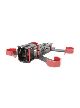 EMAX Nighthawk 200 All Carbon Fiber Quadcopter Aircraft Frame(4MM)