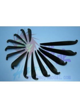 HY MODEL ACCESSORIES HY FOLDING PROPELLER BLADES 6 X 3 Φ2mm ( 1PR )