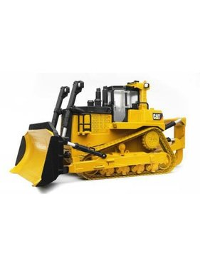 BRUDER BRUDER 1:16 CATERPILLAR LARGE TRACK BULLDOZER WITH RIPPER