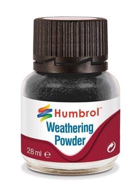 HUMBROL HUMBROL BLACK WEATHERING POWDER 38mL