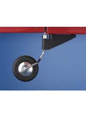 DUBRO DUBRO TAIL WHEEL BRACKET 60 SIZE AIRPLANES
