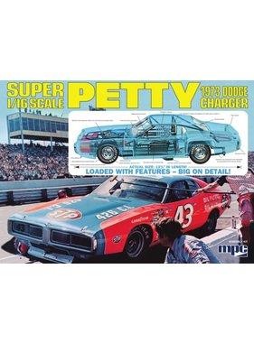 MPC MPC SUPER PETTY 1973 DODGE CHARGER 1/16