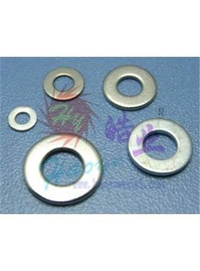 HY MODEL ACCESSORIES HY PLAIN WASHER 6mm (100)