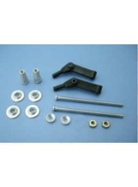 HY MODEL ACCESSORIES HY HEAVY DUTY 50cc + CONTROL HORN SET<br />