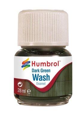 HUMBROL HUMBROL DARK GREEN WASH 28ML