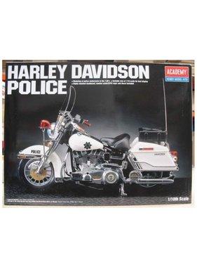 ACADEMEY ACADEMEY HARLEY POLICE BIKE