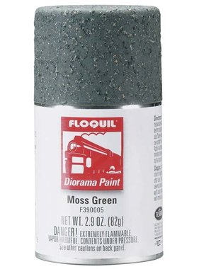 TESTORS TESTORS FLOQUIL MOSS GREEN SPRAY CAN