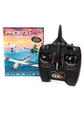 PHOENIX RC Phoenix V5.5 with DXe Mode 2 Combo