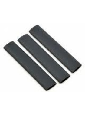 DUBRO DUBRO 3/8 Heat Shrink Tubing Black