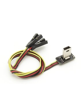 ACE IMPORTS ACE Super Slim GoPro 3 A/V Cable And Power Lead For FPV