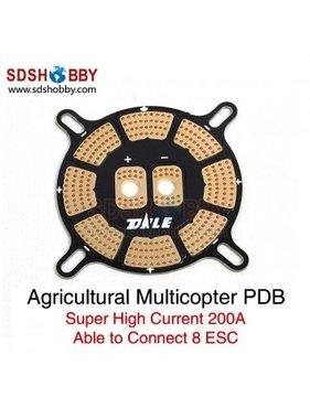 ACE IMPORTS DALE SUPER HIGH CURRENT PDB PCB 200A