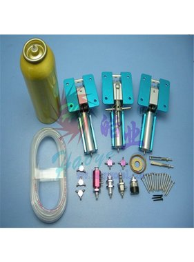 HY MODEL ACCESSORIES HY 120 +  AIR OPERATED RETRACT SET ( WITHOUT OLEO&#039;S )<br />