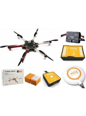 DJI DJI FLAME F550 ARF+DJI NAZA-M V2+GPS