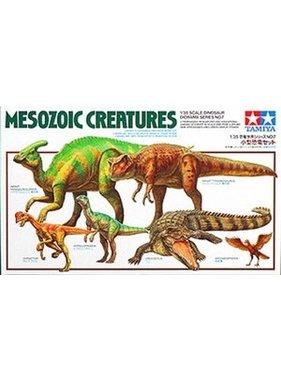 HASEGAWA Mesozoic Creatures - Tamiya Model